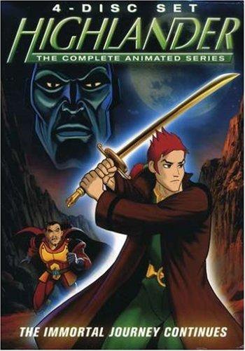 Highlander: The Animated Series: Season 1
