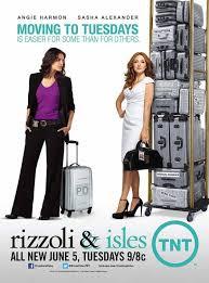 Rizzoli & Isles: Season 5