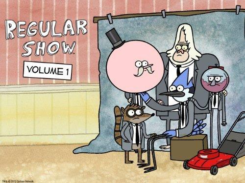 Regular Show: Season 1
