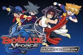 Beyblade V-force (2002)