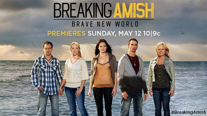 Breaking Amish: Season 2