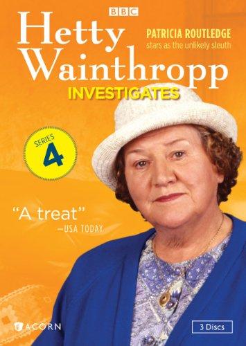 Hetty Wainthropp Investigates: Season 4