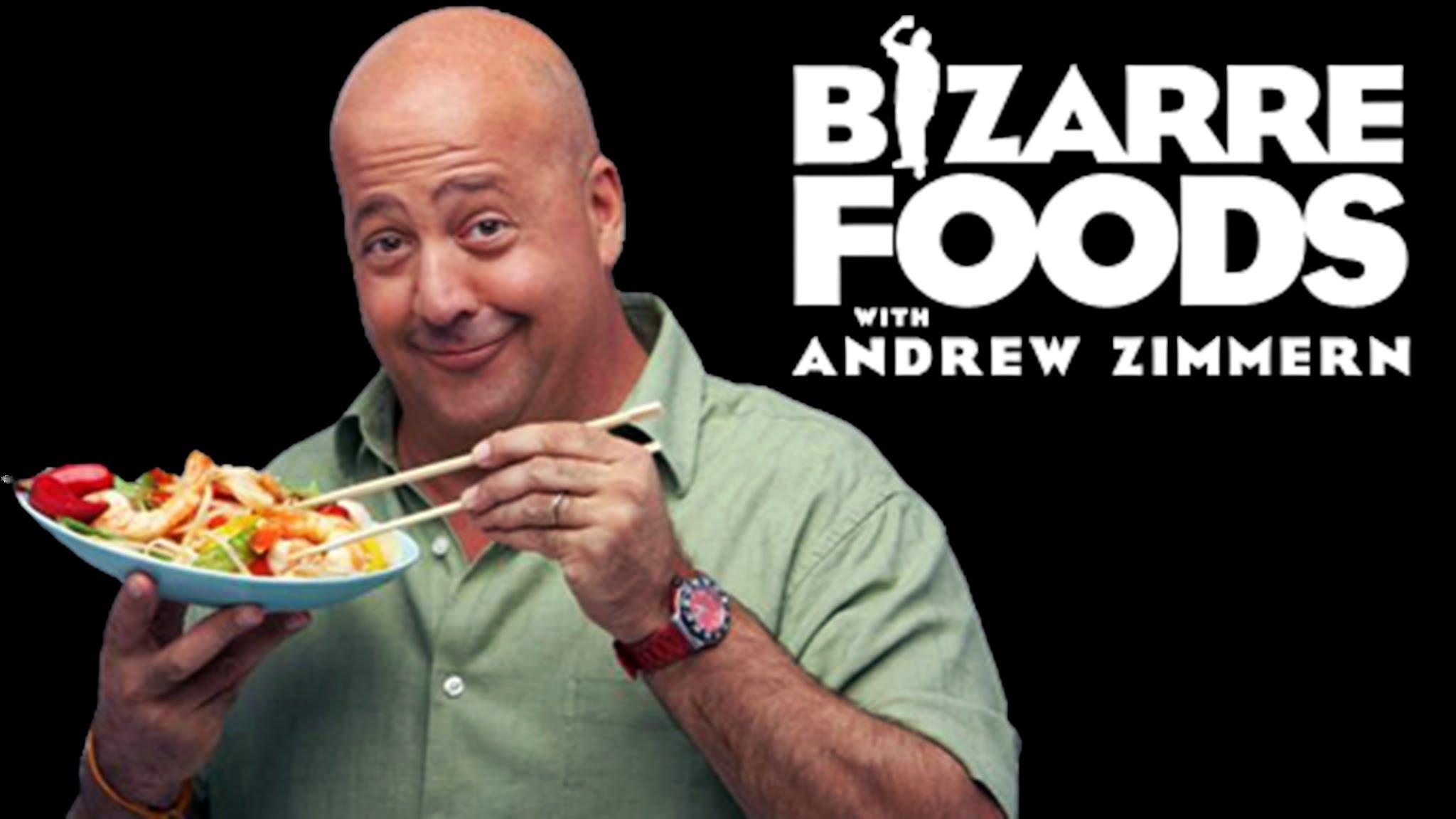 Bizarre Foods With Andrew Zimmern: Season 14