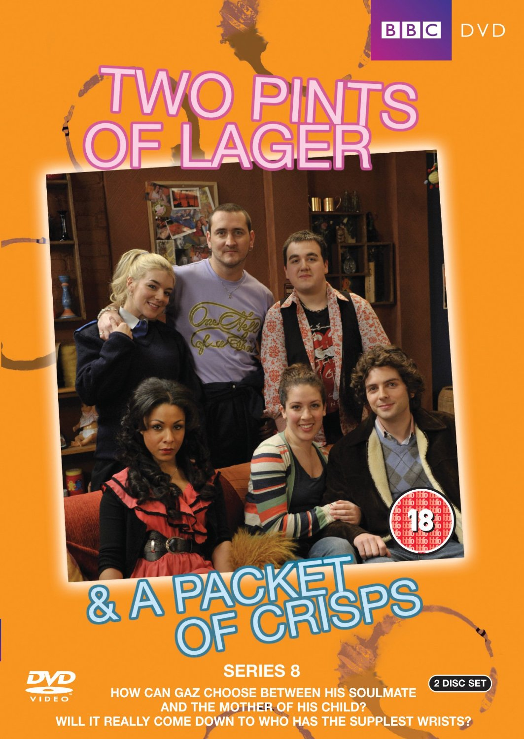 Two Pints Of Lager And A Packet Of Crisps: Season 2