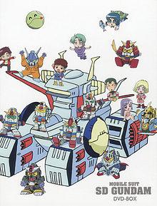 Mobile Suit Sd Gundam Mk 2