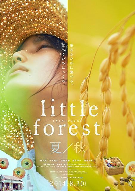 Little Forest Summer Autumn
