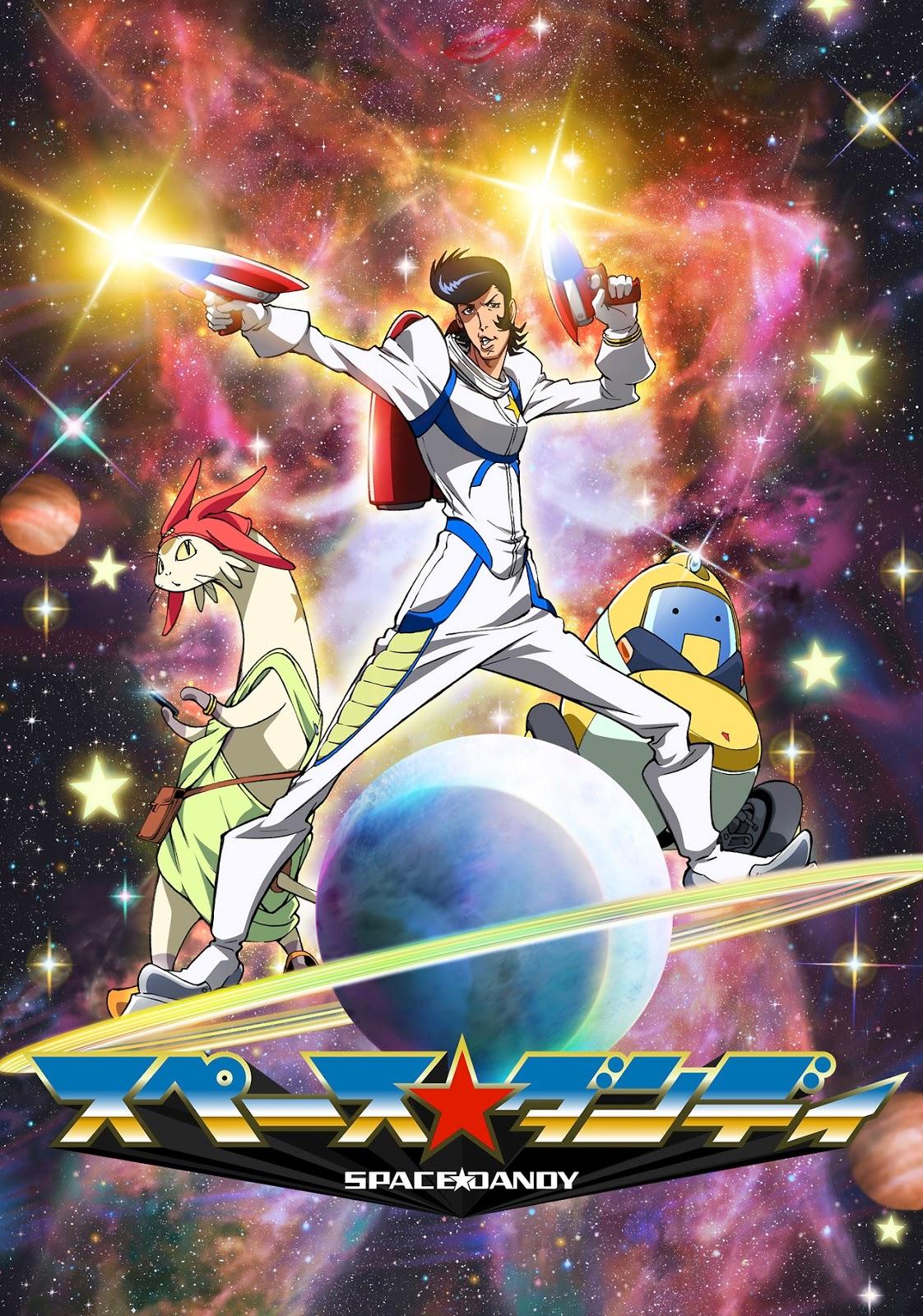 Space Dandy: Season 2