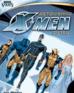 Astonishing X-men: Season 4