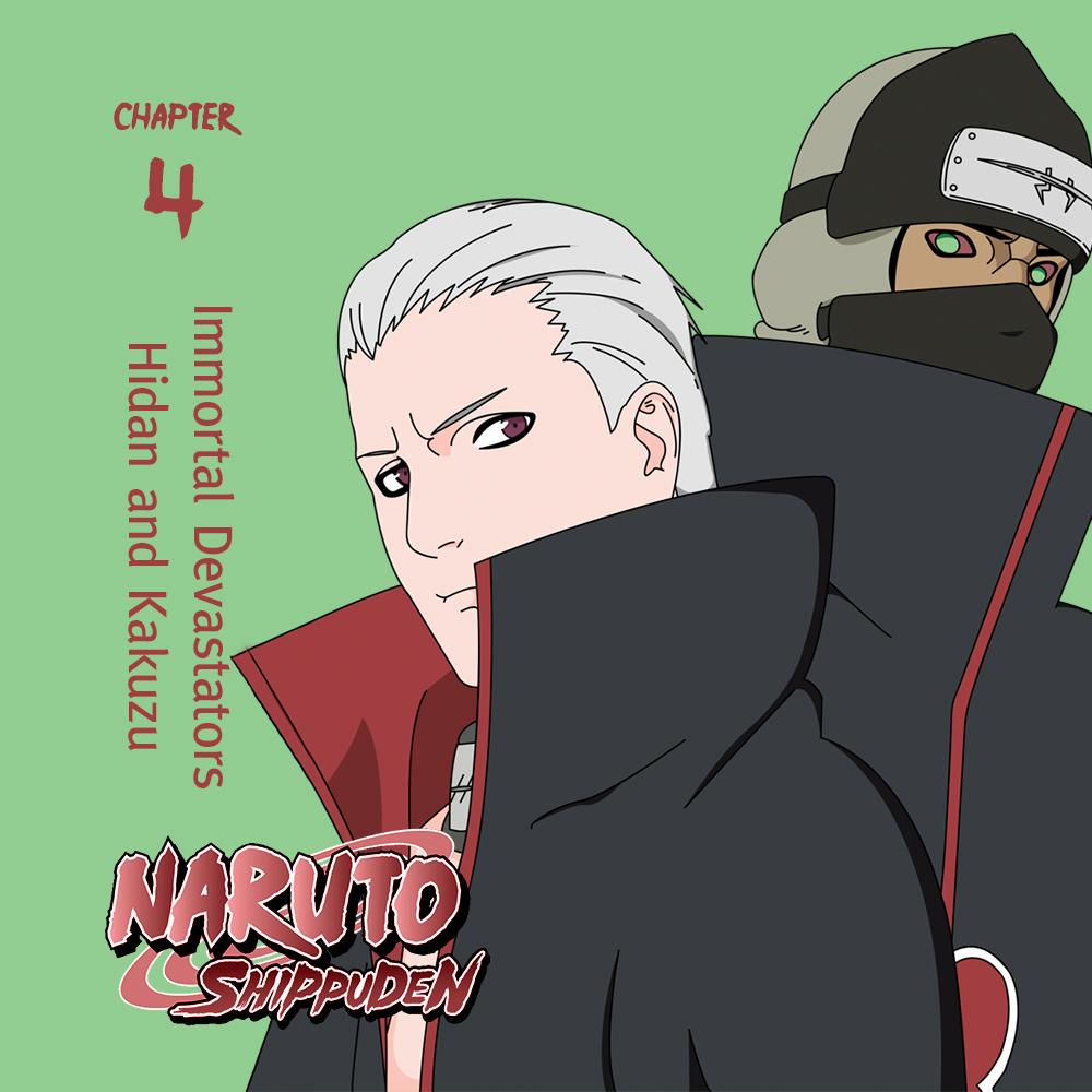 Naruto: Shippuuden: Season 4
