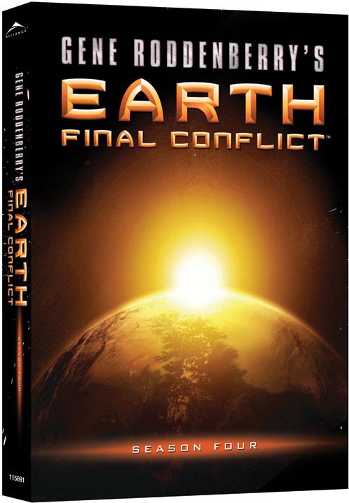Earth: Final Conflict: Season 4