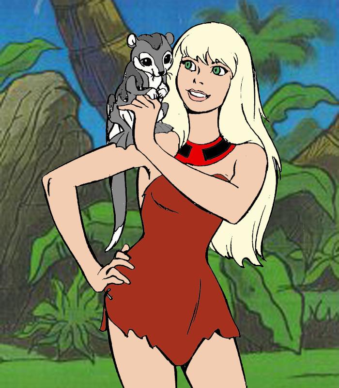Jana Of The Jungle
