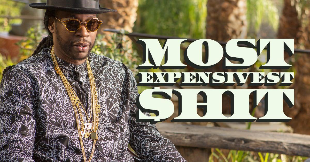 Most Expensivest: Season 1