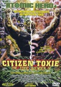 Atomic Hero 4: Citizen Toxie