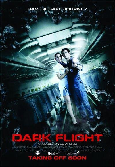 407 Dark Flight 3d