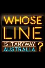 Whose Line Is It Anyway? Australia: Season 1