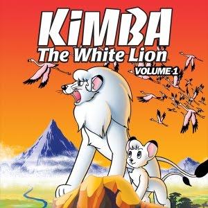 Kimba The White Lion (dub)
