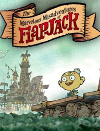 The Marvelous Misadventures Of Flapjack: Season 2