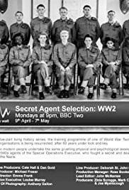 Secret Agent Selection: Ww2: Season 1