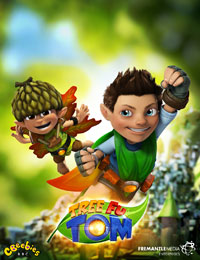 Tree Fu Tom: Season 2