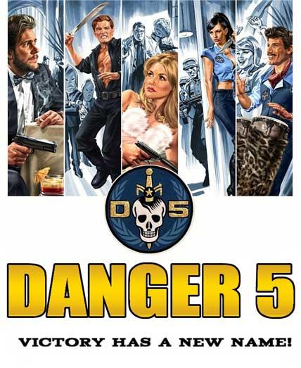 Danger 5: Season 1