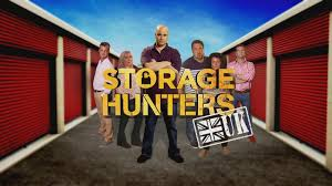 Storage Hunters Uk: Season 3