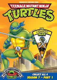 Teenage Mutant Ninja Turtles: Season 10