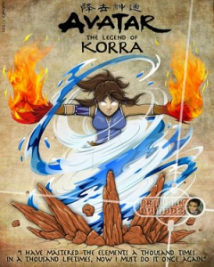 Avatar The Legend Of Korra: Season 4