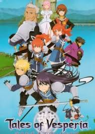 Tales Of Vesperia: The First Strike (sub)