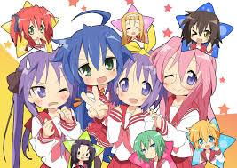 Lucky☆star (sub)