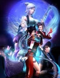 Qin's Moon 6
