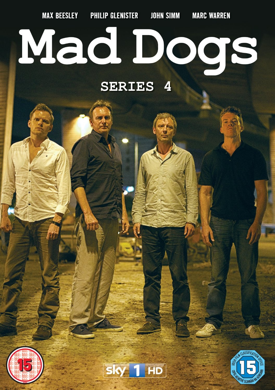 Mad Dogs: Season 4