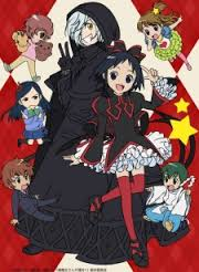 Kuromajo-san Ga Tooru!! 2nd Season