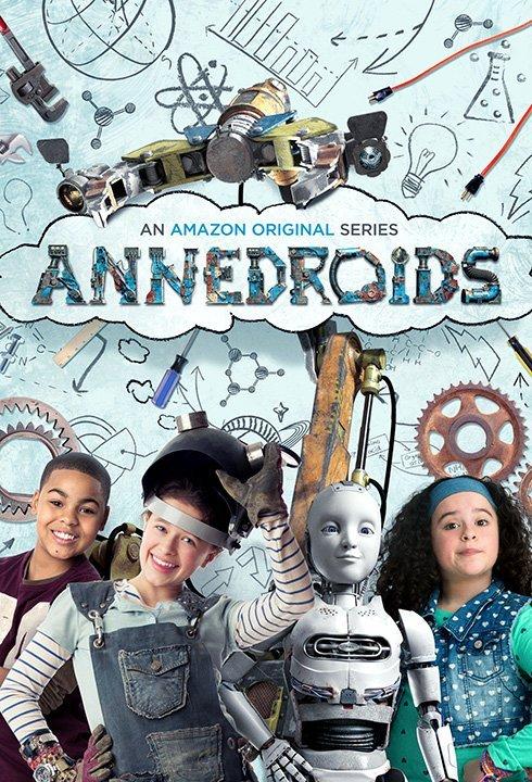 Annedroids: Season 1