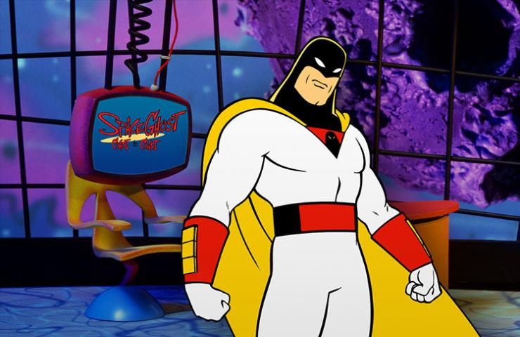 Space Ghost Coast To Coast: Season 4
