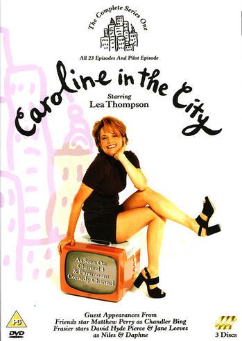 Caroline In The City: Season 3