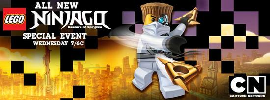 Ninjago: Masters Of Spinjitzu: Season 4