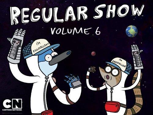 Regular Show: Season 6