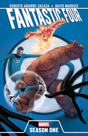 Fantastic 4: Season 1
