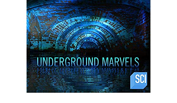 Underground Marvels: Season 1