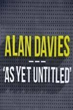 Alan Davies: As Yet Untitled: Season 4