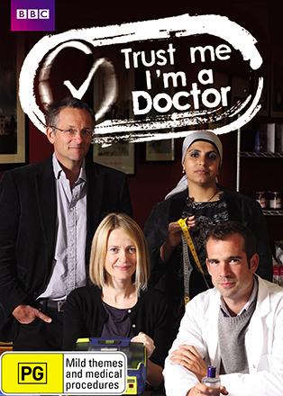 Trust Me, I'm A Doctor: Season 2
