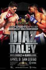 Strikeforce: Diaz Vs Daley