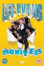 Lee Evans - Monsters Live