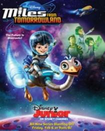 Miles From Tomorrowland: Season 1