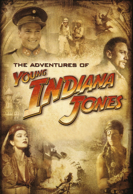 The Young Indiana Jones Chronicles: Season 4