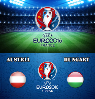 Uefa Euro 2016 Group F Austria Vs Hungary