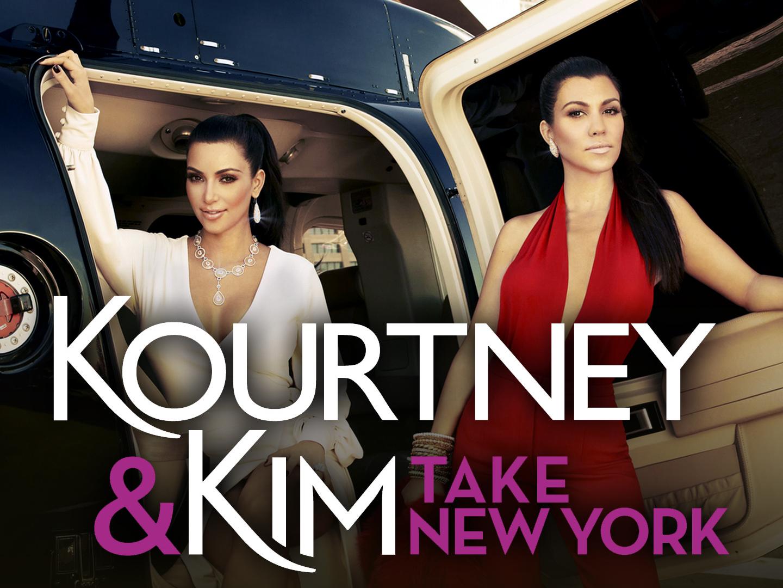 Kourtney & Kim Take New York: Season 1