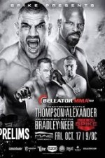Bellator 129 Preliminaries