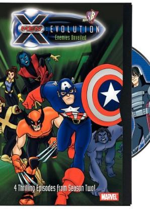 X-men Evolution (dub)