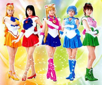 Bishojo Senshi Sailor Moon